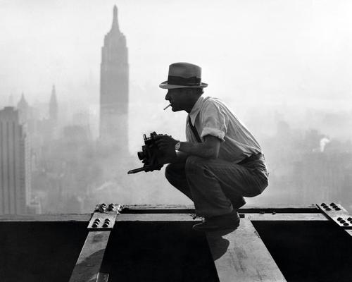 Charles Ebbets 1932